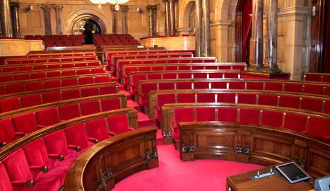 El Parlament té 135 escons, dels quals 15 són escollits per la circumscripció de Lleida.