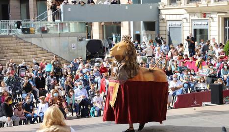 Seguici de les Festes de Tardor de Lleida