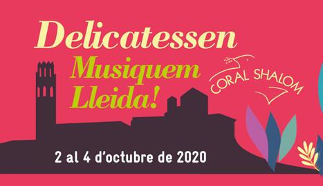Delicatessen Musiquem Lleida! portarà, un any més, la música als carrers de Lleida.