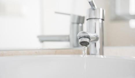 Les tarifes graven més els que més aigua consumeixen.