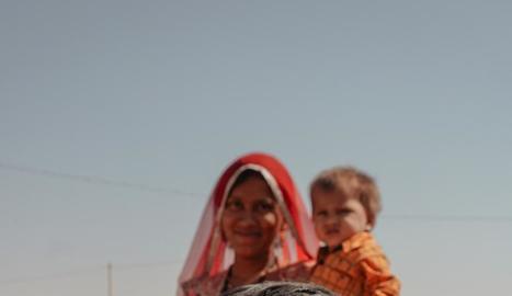 la icona. L'Índia són moltes coses, però el Taj Mahal, a la ciutat d'Agra, és sens dubte una icona.