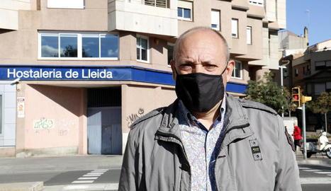 L'hostaleria de Lleida alerta que tres tancaments són insostenibles