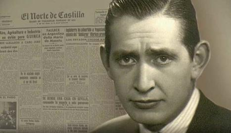 Miguel Delibes també va dirigir el diari 'El Norte de Castilla'.