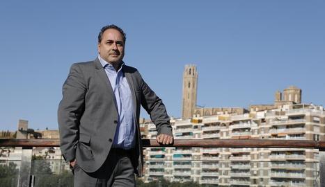 «Lleida i 17 municipis més tindran 5G abans de final d'any»