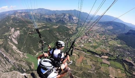 sobrevolant l'Alt Urgell