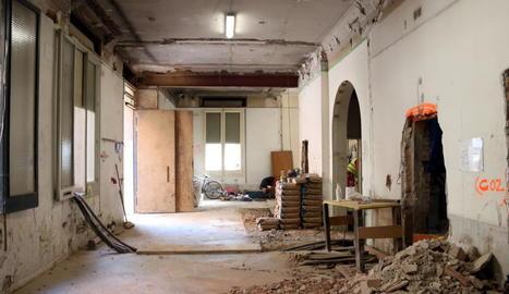 Les obres del nou Museu d'Art de Lleida s'enllestiran entre 2022 i 2023