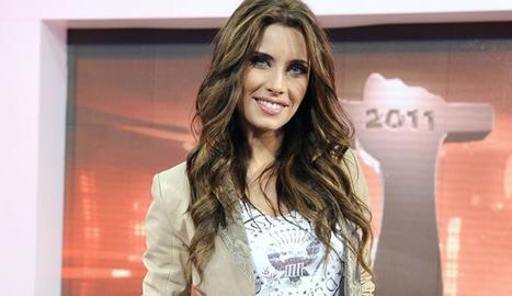 Pilar Rubio, a l''OT' del 2011.