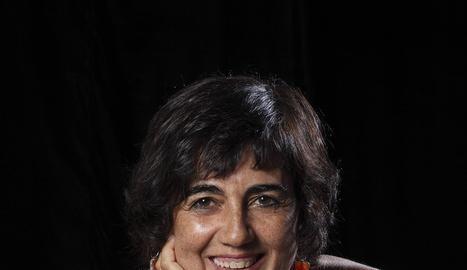 Raquel Picola, escriptora i professora del curs 'Escriptura i Natura', entre d'altres.