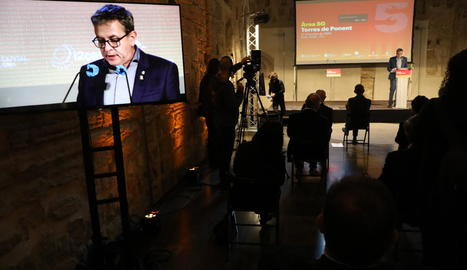 Lleida, estratègia 5G