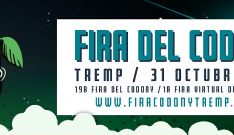 La 20ª Fira del Codony de Tremp, en format virtual