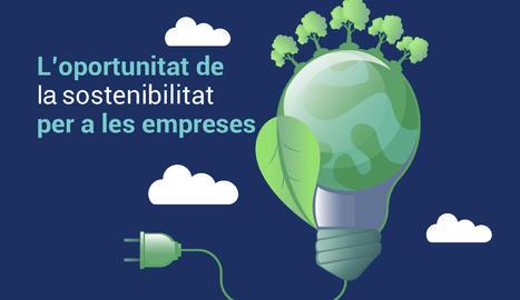 Segre i BBVA us conviden a la jornada DIÀLEGS 'L'oportunitat de la sostenibilitat per a les empreses', el proper dimecres 4 de novembre a www.segre.com/dialegs