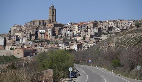 Els fets van tenir lloc a Cervera el 2017.