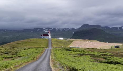 Tornar als pobles. Fotografia d'Islàndia