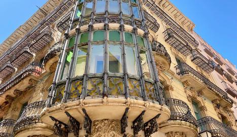 L'eix Comercial de Lleida