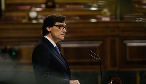 El Congrés aprova la pròrroga de l'estat d'alarma fins el 9 de març