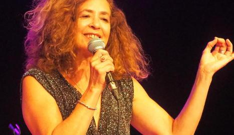 La cantant Bévinda va obrir el festival Interfado de Lleida.