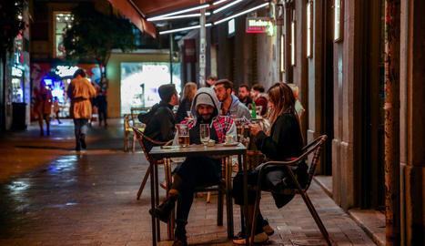 Malgrat les restriccions l'ambient a Madrid no ha decaigut.