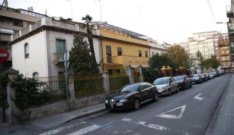 Imatge de l'exterior de la residència La Teva Llar de Lleida.