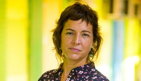 """Núria Cadenes: """"Ara som milers de Guillems. Ens volien imposar el silenci i no se n'han sortit"""""""