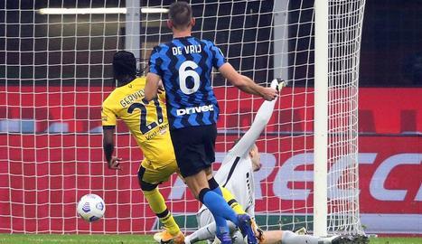 Empat 'in extremis' de l'Inter