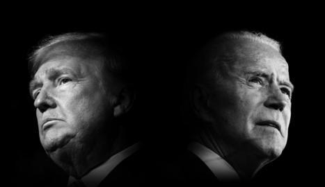 Cartell promocional del documental sobre les eleccions als EUA.