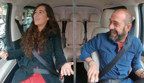 Sílvia Pérez Cruz, 'Al Cotxe'