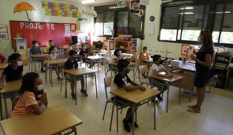 Educació: emergències o prioritats