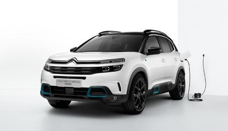 Citroën ofereix la possibilitat d'adquirir l'híbrid endollable SUV Citroën C5 Aircross Hybrid per un preu inferior al d'una versió equivalent amb motor tèrmic.