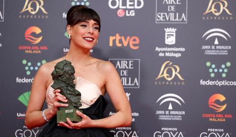 Belén Cuesta, Goya a la millor actriu per aquesta pel·lícula.