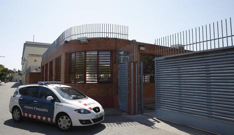 Imatge del Centre Penitenciari Ponent.