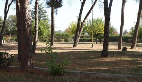 Imatge d'arxiu del recinte del Parc de les Basses.