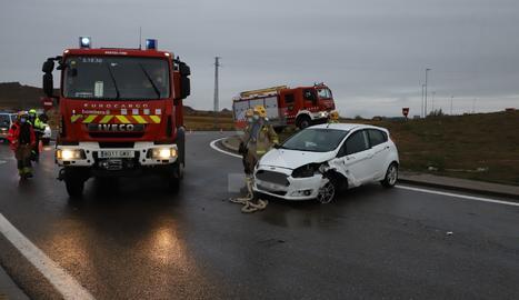 L'accident a l'Ll-11.