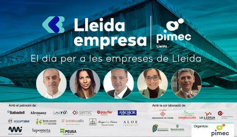 El Lleidaempresa és la gran trobada anual per a la petita i mitjana empresa de Lleida i per a tots els seus treballadors autònoms. Organitzat per PIMEC, aquest any es durà a terme en format virtual gràcies a Grup Segre.