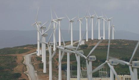 L'energia eòlica és una de les apostes més fermes, encara que també compta amb detractors.