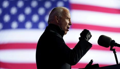 Biden guanya les eleccions als Estats Units