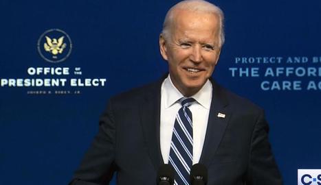 Joe Biden.