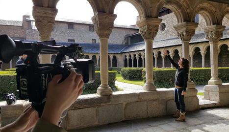 Els participants buscaran imatges en els elements de la catedral i hi haurà un sorteig.