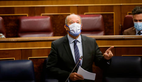 El ministre de Justícia, Juan Carlos Campo.