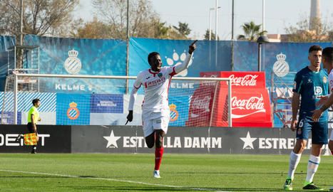 El Lleida derrota l'Espanyol B (1-3)