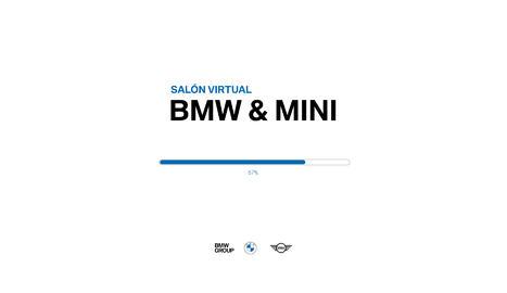 Es podrà accedir al saló virtual BMW i Mini a través del web www.salonvirtualbmwmini.com i les seues activitats tindran lloc entre el 17 i el 27 de novembre.