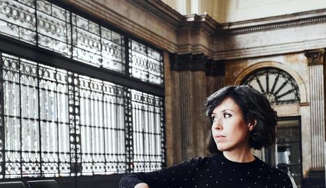 La pianista barcelonina Alba Ventura protagonitzarà diumenge el concert de clausura del festival.