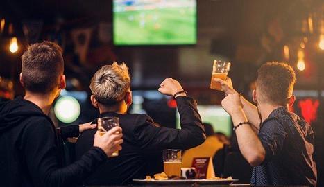 Els bars poden ser una tragèdia.