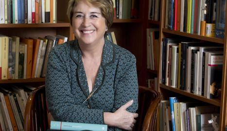 """Gemma Lienas: """"Quan escric per a nens, joves o adults, intento posar-me sempre a la seva pell"""""""