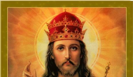 El nostre rei Jesucrist