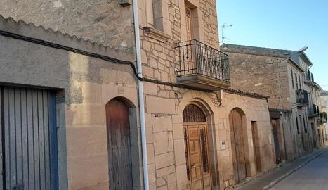 El municipi de la Floresta té un alt percentatge de cases buides i en desús.