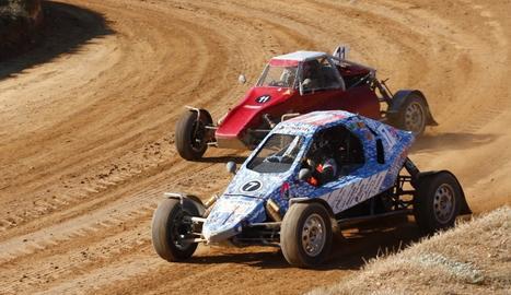 Ares Lahoz, amb el seu Speed Car, es va adjudicar el triomf i també el títol de campiona d'Espanya.