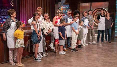 Retrobaments a 'MasterChef'