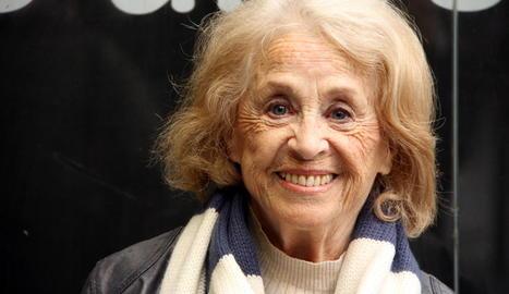 Mor als 90 anys l'actriu Montserrat Carulla