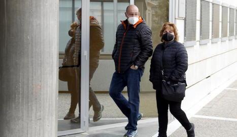 Una dona accepta quatre mesos i mig de presó per apunyalar el seu fill durant una discussió a Lleida
