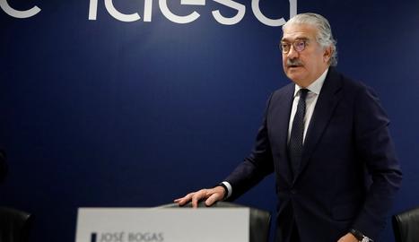 El conseller delegat d'Endesa, José Bogas.